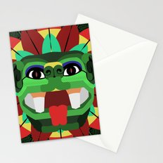 Quetzalcoatl Stationery Cards