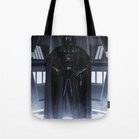Lord Vader Tote Bag
