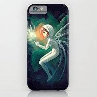 iPhone & iPod Case featuring Contact by Freeminds