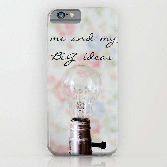 Big Ideas iPhone & iPod Case