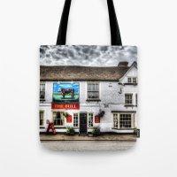 The Bull Pub Tote Bag