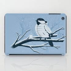 North For The Winter. iPad Case