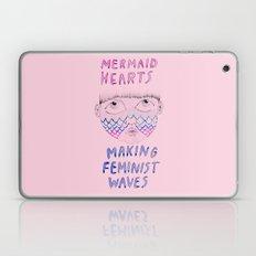 Mermaid Hearts Laptop & iPad Skin