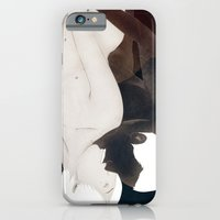 iPhone & iPod Case featuring future lovers-no.3 by Mojo Wang