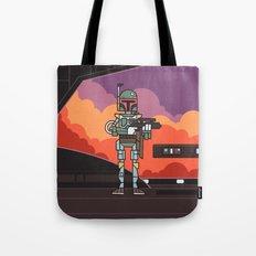EP5 : Boba Fett Tote Bag