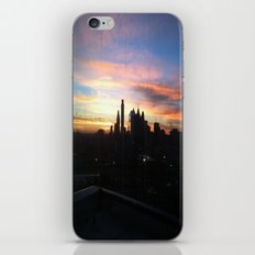Sunset Skyline iPhone & iPod Skin