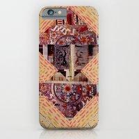 Simple Shape Collage 2 iPhone 6 Slim Case