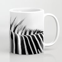 Zebra Stripes & Back Mug