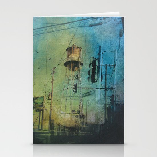 Tower 122 Stationery Card