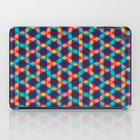 BP 78 Star Hexagon iPad Case