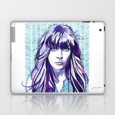 Zooey Laptop & iPad Skin