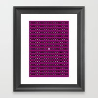 The Black Sheep Framed Art Print