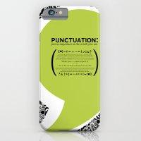 Punctuation [Appreciatio… iPhone 6 Slim Case