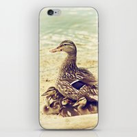 A Family Affair iPhone & iPod Skin