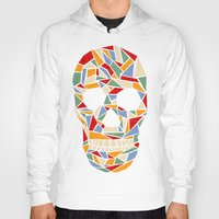Hoody featuring Shattered Daydream by Fimbis