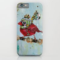 Cardinal Blaze iPhone 6 Slim Case