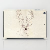 Connect The Dots iPad Case