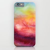 iPhone & iPod Case featuring Kiss of Life by Jacqueline Maldonado