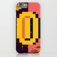 iPhone & iPod Case featuring Money Problems by choppre