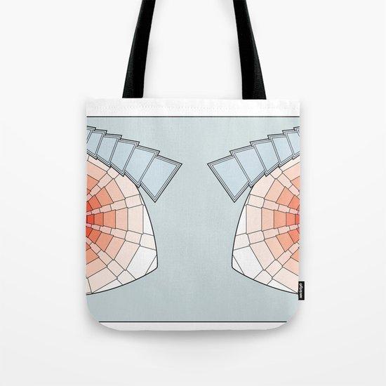 Eye Robot Tote Bag