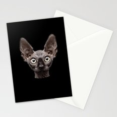 Funny Cat Stationery Cards