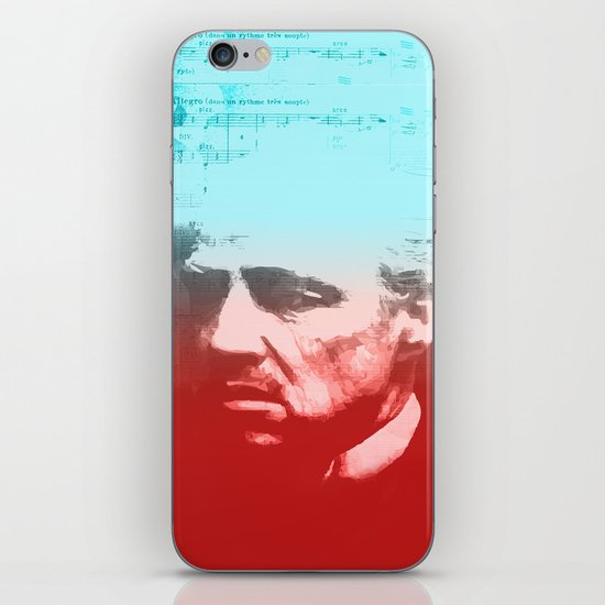 GODFATHER - Do I have your Loyalty? iPhone & iPod Skin