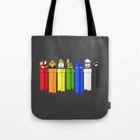 Drainbow Tote Bag