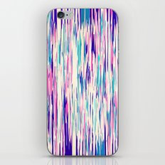 Elegant Girly Abstract Brushstrokes iPhone & iPod Skin
