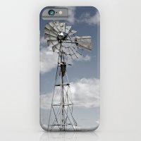 VINTAGE WINDMILL iPhone 6 Slim Case