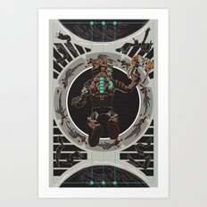 Some Disassembly Required Art Print