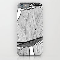 iPhone & iPod Case featuring la femme 08 by Marica Zottino