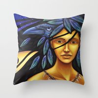 Caleoni Throw Pillow