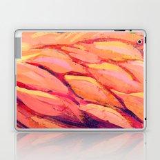 Flamingo Girl with Lashes  Laptop & iPad Skin