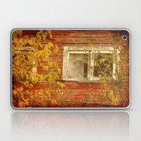 Window to the Past Laptop & iPad Skin