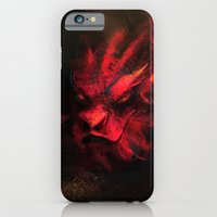 iPhone & iPod Case featuring Smaug by nlmda