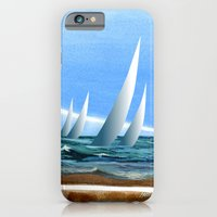 The Geology of Boating iPhone 6 Slim Case