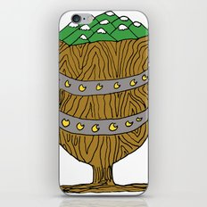 Cup full of mountains iPhone & iPod Skin
