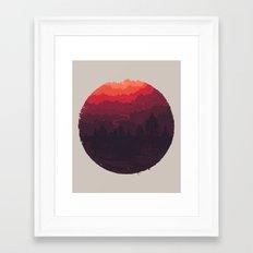 Chimney Framed Art Print