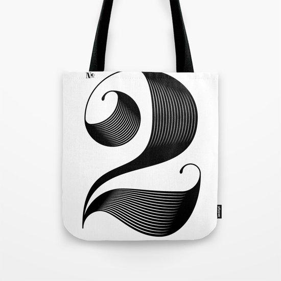 No. 2 Tote Bag