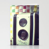 Say Cheese Stationery Cards