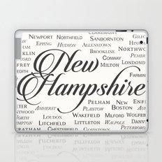 New Hampshire Laptop & iPad Skin