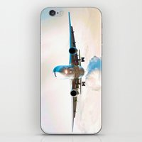 The Marvel Of Flight iPhone & iPod Skin