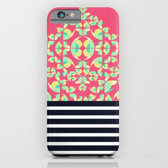 Sick of Chevrons iPhone & iPod Case