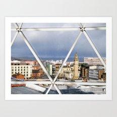 Belfast - Northern Ireland Art Print