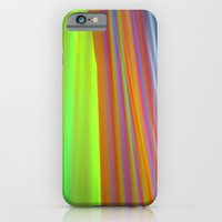 iPhone & iPod Case featuring lightscape by Lou Gibbs