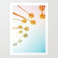 California Art Print