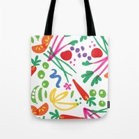 Picture of Health Tote Bag