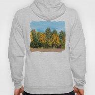 Autumn  Landscape Hoody