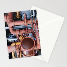 Pipes Stationery Cards