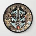 Ubiquity sound Wall Clock